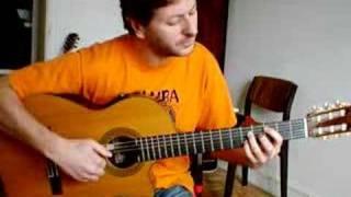 Samba de Orly - Chico Buarque & Toquinho  (Guitar/Vocal cove