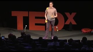 The evolution of juggling | Jay Gilligan | TEDxHelsinki