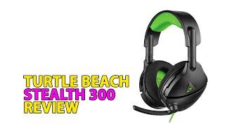 Turtle Beach Stealth 300 Review - More Power *Tim Allen Voice*