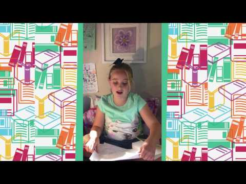 Mia's Book Club, Book reviews for kids by a kid.