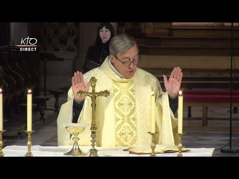 Messe du 16 avril 2021 à Saint-Germain-l'Auxerrois
