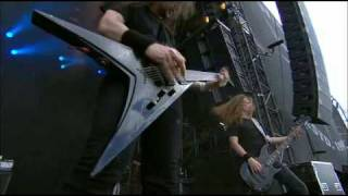 Exodus Blacklist Live At Wacken 08
