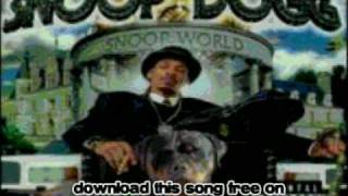 snoop dogg - Doggz Gonna Get Ya - Da Game Is To Be Sold, Not