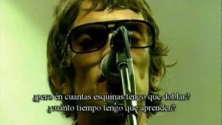 The Verve Lucky man Sub Español Glastonbury 2008