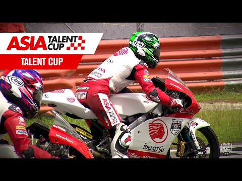 Highlights Race 1 - Round 3 - Idemitsu Asia Talent Cup - Sepang International Circuit