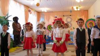 Праздник 8 марта в детском саду