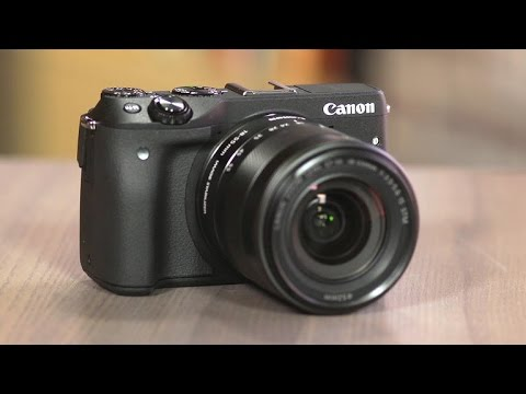 Canon's third try at mirrorless with the EOS M3