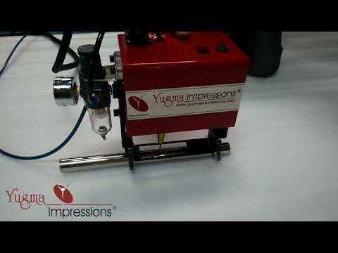 YI- PB01 Chassis Number Marking Machine