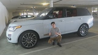 MY NEW CAR - 2016 RANGE ROVER AUTOBIOGRAPHY