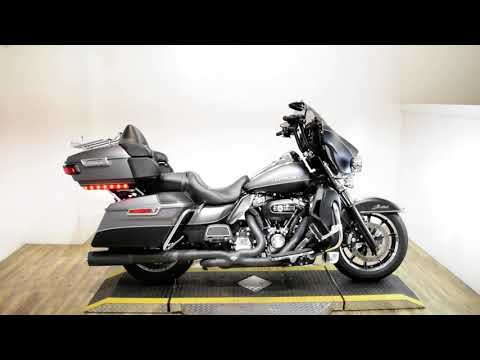 2017 Harley-Davidson Ultra Limited in Wauconda, Illinois - Video 1