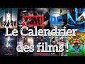 Marvel, DC Comics : le calendrier des films !