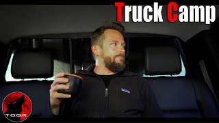 Modern Stealth Camping - Overnight at a Love's Truck Stop