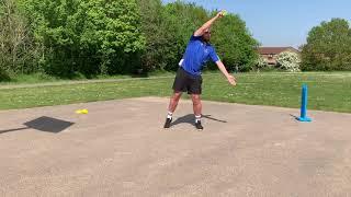 Cricket Skills Bowling KS1 Week Starting 27th