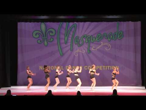 I AM THE WARRIOR - Hermitage Dance Academy [W. Memphis, AR]