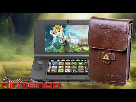The Legend of Zelda Adventurer's Pouch for  Nintendo DS Consoles