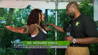 Dr. Richard Price. Phytozon and the balance test.
