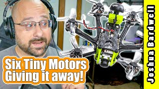 Hottest New Products in FPV May 2021 Win a Flywoo Firefly micro hexacopter