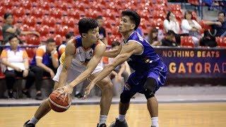 [Sport5]  AMA Online Education Titans vs. Go For Gold | PBA D-League Foundation Cup 2018
