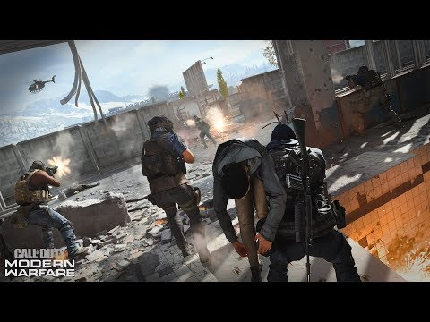 Download Call of Duty®: Modern Warfare® - Special Ops Trailer HD Mp4 3GP Video and MP3