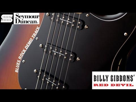 Billy Gibbons Blues Rock Demo
