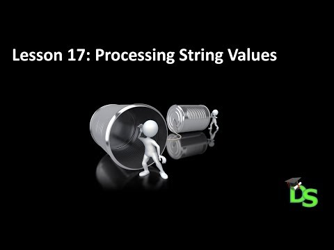 Delphi Programming Tutorial – Lesson 17: Processing String Values