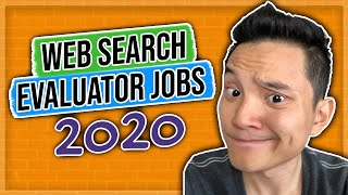 Web Search Evaluator Jobs 2020 (Everything You Need To Know)