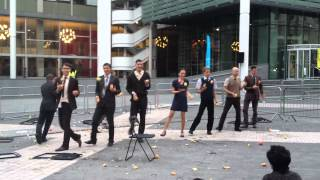 Gandini Juggling at Exhibition Road Show