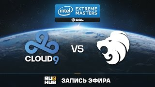 Cloud9 vs North - IEM Katowice - Group B - de_cobblestone [ceh9, CrystalMay]