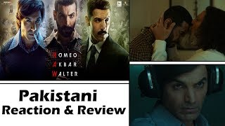 RAW - Romeo Akbar Walter Trailer | Pakistani React | Hindi Movie | John Abraham | Jackie Shroff
