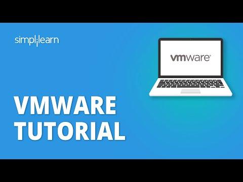 VMware Tutorial | VMware Workstation | VMware Tutorial For Beginners | Simplilearn