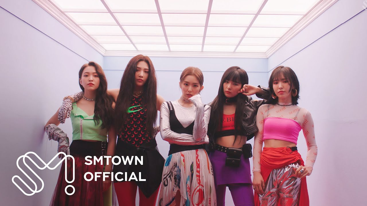 [Korea] MV : Red Velvet - Zimzalabim