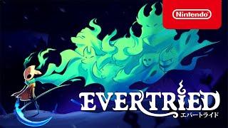 Nintendo Evertried - Launch Trailer - Nintendo Switch anuncio