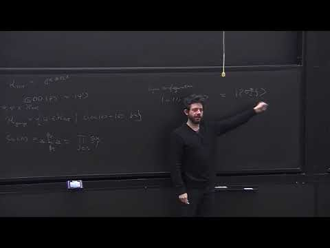 , title : 'Condensed Matter - Lecture 10