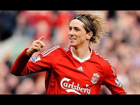All 81 goals Fernando Torres scored at Liverpool. A masterclass in goal scoring.