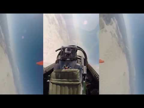 Unmanned F-16 Jet Dodges A Live Missile For The First Time