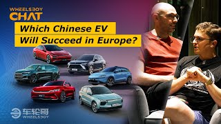 Which Chinese EV Company Will Succeed In Europe?