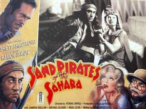 Sand Pirates Of The Sahara (from the Majestic 2001) - Erich Wolfgang Korngold