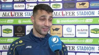 Lencse László: Örülök, hogy góllal mutatkoztam be