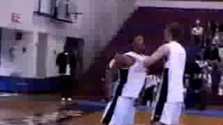 Баскетбол, Шикарные слэмы