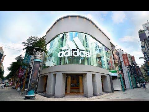 adidas 西門漢中門市 現場直擊