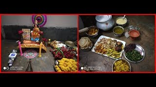 LAXMI PUJA AT HOME| LAXMI PUJA 2018|SIMPLE LIFESTYLE WITH KASTURI