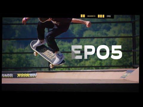 Step it Up - EP5 - Camp Woodward Season 9