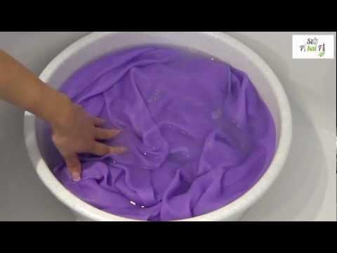 Πλύσιμο κουρτίνας