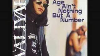 Aaliyah - No days go by