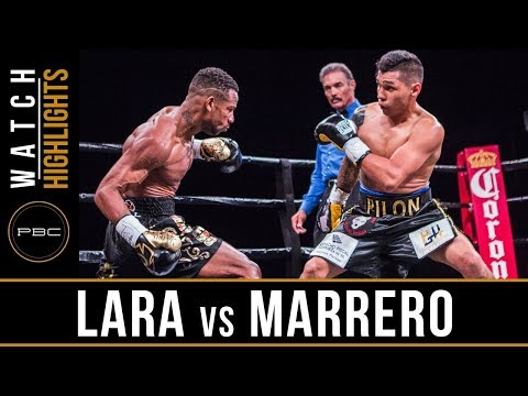 Lara Vs Marrero Highlights April 28 2018 Pbc On Fox