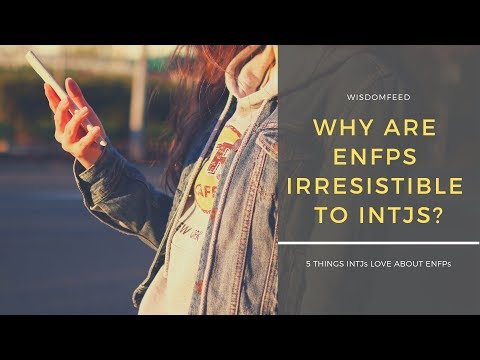 Download 5 Reasons Why Intjs Like Enfps Video 3GP Mp4 FLV HD Mp3
