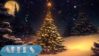 Мелодия  зимы   Падал снег  Сергей Чекалин