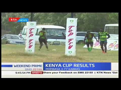 KCB RFC continue with unbeaten run in Kenya Cup