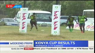 KCB RFC continue with unbeaten run in Kenya Cup