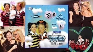 Leontina i Ivana - Pesme za decu - FULL ALBUM - (Audio 2008)